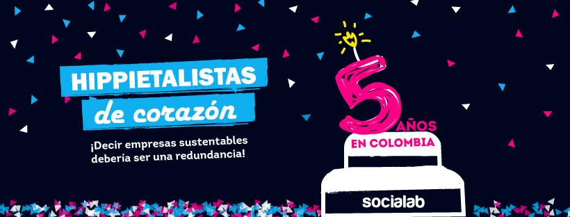 5 años socialab colombia